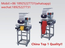 single head sequin device embroidery machine