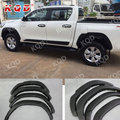 KQD factory car accessories 4x4 abs wheer arch fender flares parts for Hilux revo