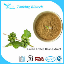 Organic green coffee bean extract diet
