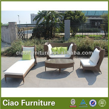 Outdoor lounge sofa / Rattan lounge couch