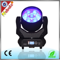 7*40W LED RGBW 4 in 1 Zoom Wash Moving Head Light