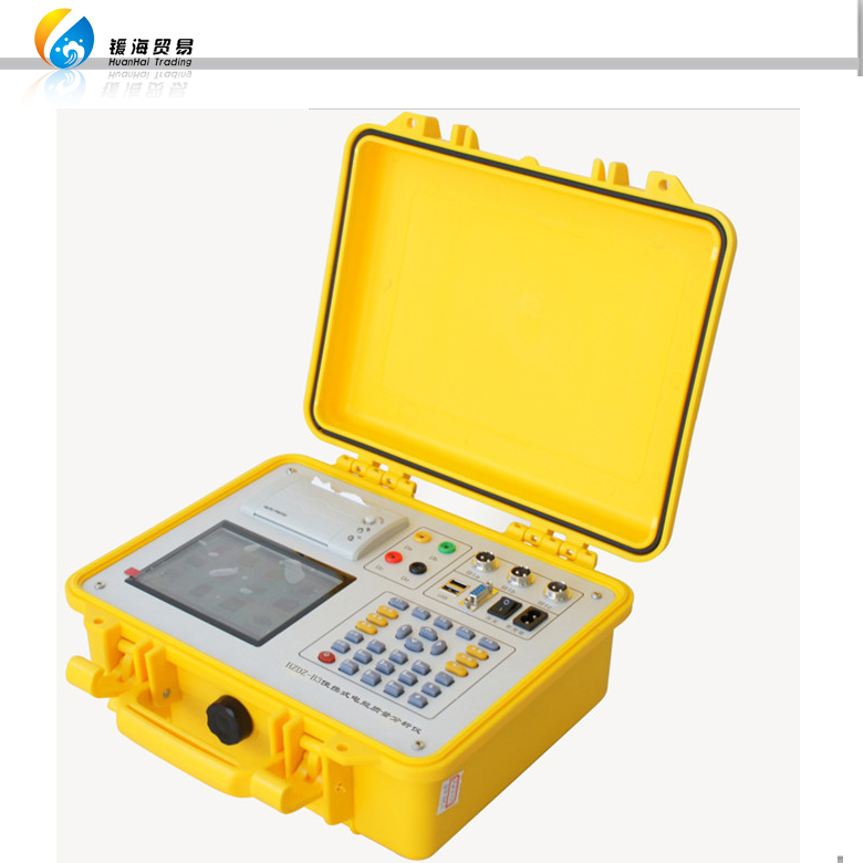 2MB Memory switching power supply LCD Display Electronics Digital Panel Harmonic Meter Power Quality Analyzer from ChinaSupplier