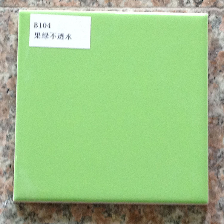 10x10 color glossy ceramic wall tile for bathroom