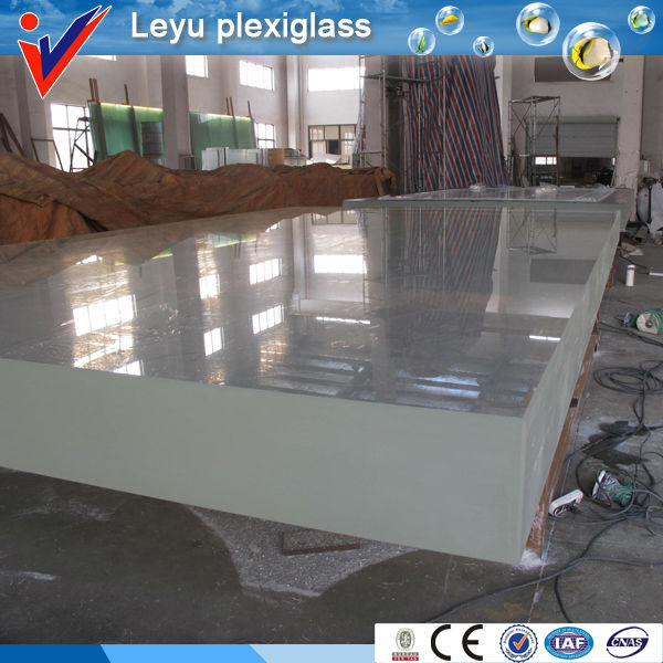 UV clear acrylic panel for acrylic project