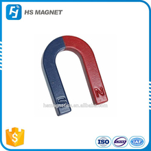 China supplier u and bar shape children educational Ferrite magnet for sale