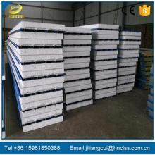 refrigerator insulation panel with rock wool sandwich panels