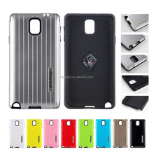 Iface mall cases cover for Samsung Galaxy Note 3 N9000, TPU+PC suitcase design hybrid combo cases for samsung note 3