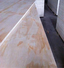 12mm 18mm radiata pine plywood with finger joint poplar core
