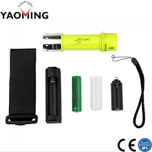 YM-1780 Handheld Waterproof Scuba LED Torch 1000 Lumens Bright Diving Flashlight