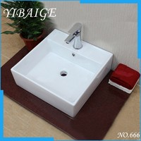 High quality Cheap Vessel Sink Ceramic Fancy Bathroom Sinks