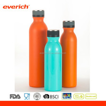 Everich 2016 New Design Double Walle stainless steel water bottle vacuum