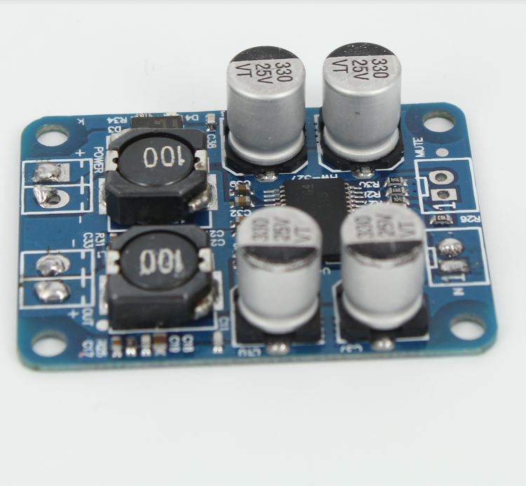 Digital Class D 1X60W Amplifier Module Mp3 Amplifier Board