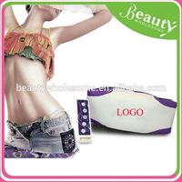 vibro slimming massage belt with heating ,H0T050, top selling weight losing vibration slimming belt