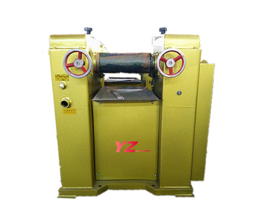 Easy in instllation oil paint three roller grinding mill