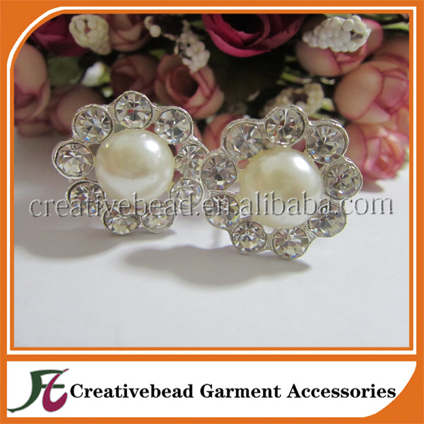 Sparkling Wedding Flower Crystal Cluster Bouquet Jewelry