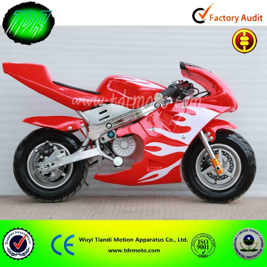 2015 New 250W 24V electric pocket bike mini moto for sale cheap