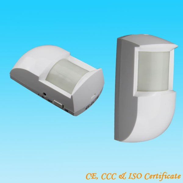 Slim design wireless PIR intruder detector (KRS016)