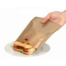 Re-usable Toastabags Toaster Snacks Bags 2 Pack