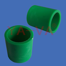 Conveyor parts small plastic return wheel for conveyor shaft