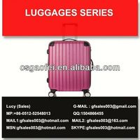 best and hot sell luggage famous brand luggage logo for luggage using