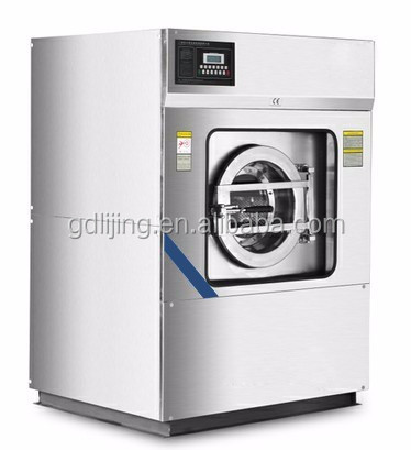 Laundry garment equipment tilting type industrial washing machine for clothes