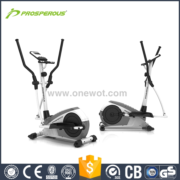 New Quality home office gym fitness equipment PROSPEROUS fitness bike max load 120kg sporting goods seated elliptical machine