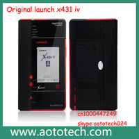 2014 super launch x-431 iv auto scanner x431 iv from launch company rotatable diagnostic connector x431 software update online-F