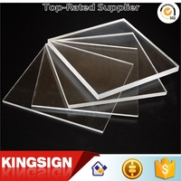 Cheap quality transparent acrylic sheet clear plastic