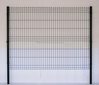Bending welded wire mesh Fence for sale