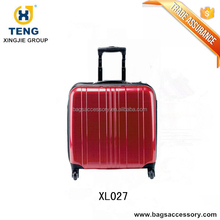 aluminum gift box High Quality Trolley Bag JIAXING XINGJIE Abs PC rolling suitcase luggage, aluminum box
