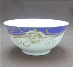 restaurant porcelain soup bowls rice bowl