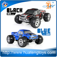 4 wheel drive rc off road cars 1 18 full proportional 2.4G 50km/h high speed 4wd remote control bigfoot monster trucks