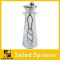 Vinaigrette Mixer Salad Dressing Mixer with Spinner