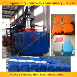 zhangjiagang plastic machinery, machine to make sea float dock, Float dock making machine