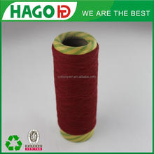 regenerated cotton polyester yarn CVC sock yarn cotton yarn indonesia