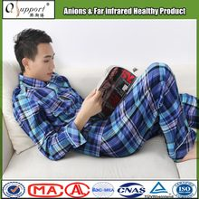 Hot selling new trend men's dressing gown non-toxic and breathable nightwear