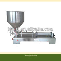 Single Head Liquid Filling Machine For