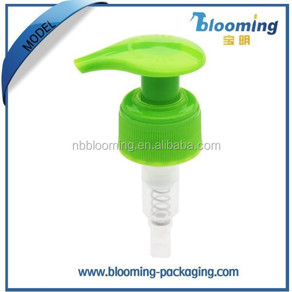 pp plastic bottled water hand pump