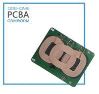 Aodehong trade assurance pcba design service bluetooth headset fm radio usb sd card mp3 player circuit board in shenzhen