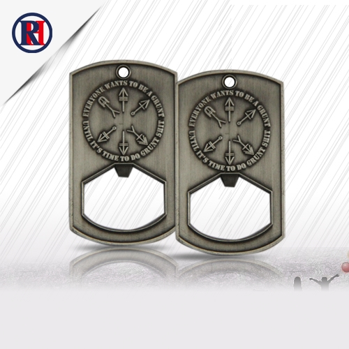 Hot selling custom american football bottle opener