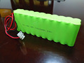 Customized Ni-MH AA 1300mAh 24v rechargeable battery pack for electronic device