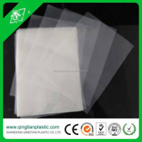 200 micron transparent Plastic Film with long life