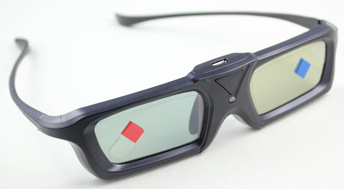 Active 3d glasses compatible samsung 3d tv