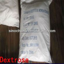 Food Grade Monohydrate Organic Dextrose With factory Price