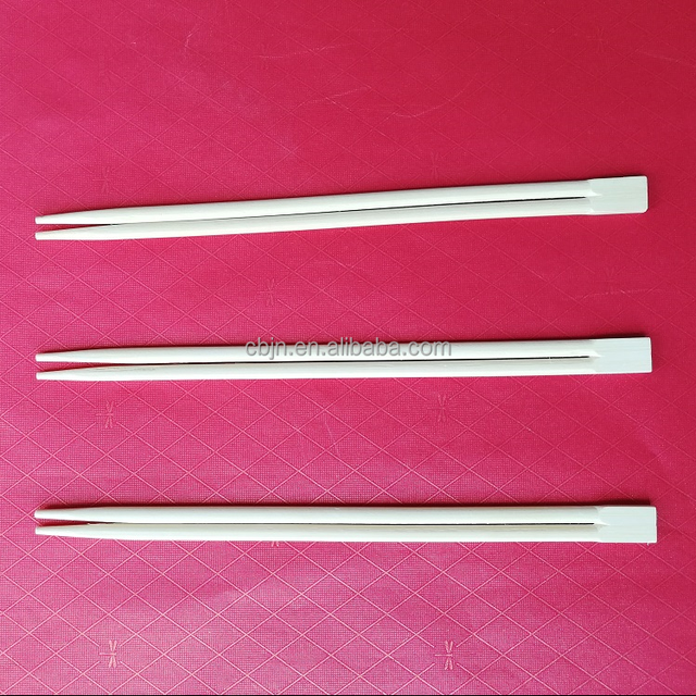 Cheap Twin Bamboo Chopsticks 23cm 24cm 25cm 48mm 50mm with Paper Wrapper