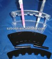 Acrylic test tube holder;Pen stand;Pen holder;