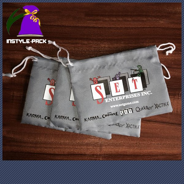 Wholesale Eco-friendly Design Nylon Drawstring Bag from China Manufacturer