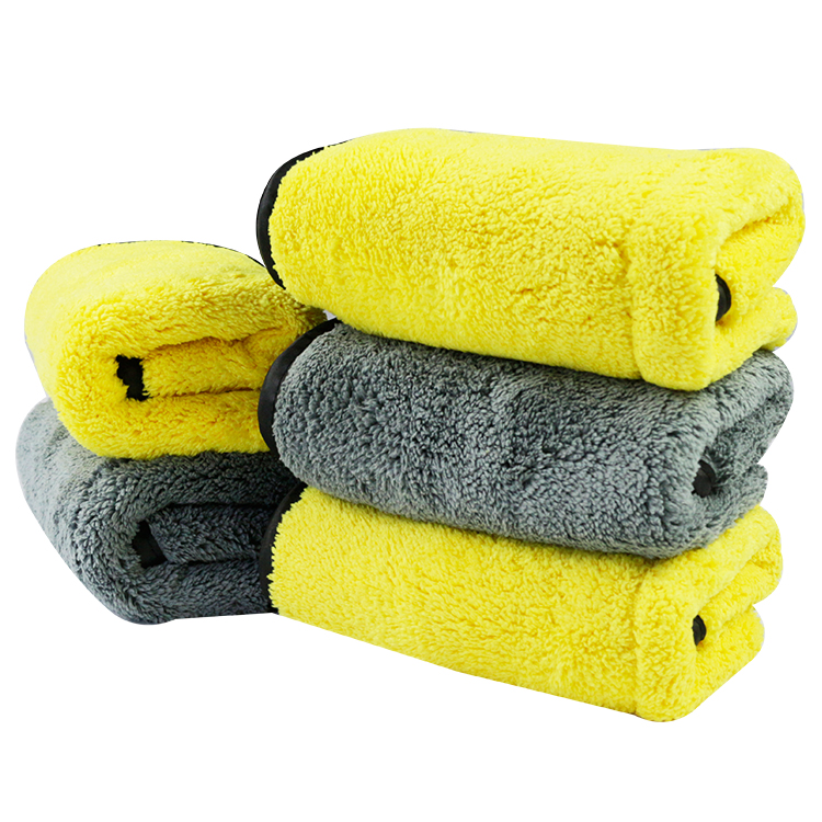 Super absorbent high quality microfiber coral car washing cleaning <strong>towels</strong>