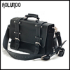 Handsome Exquisite Craft Men Real Leather Bags Backpack/Shoulder Bag