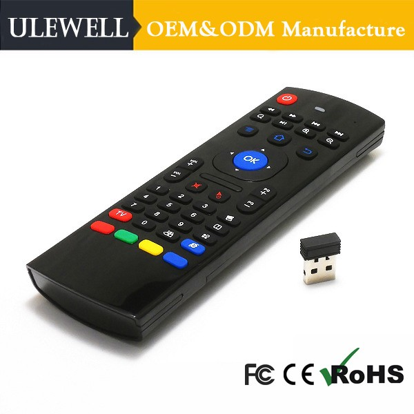 2016 Best C120 Mx3 I8 2.4G Mini Wireless Bluetooth Air Fly Mouse Remote Control Backlit Keyboard For Lg Smart Android Tv Box